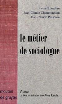 Le métier de sociologue