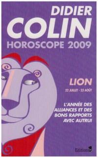 Lion : Horoscope 2009