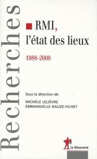 RMI, l'état des lieux : 1988-2008