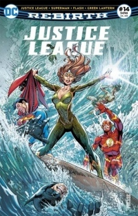 Justice League Rebirth 14 Flash tombe du côté obscur !