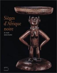 Sièges d'Afrique noire du musée Barbier-Mueller
