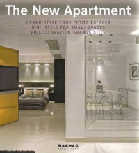 The New Apartment : Grand style pour petits espaces, édition français-anglais-italien