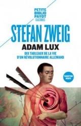 Adam Lux: Dix tableaux de la vie d'un révolutionnaire [Poche]