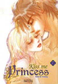 Kiss me Princess, Tome 7 :