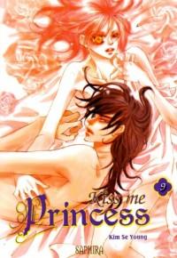 Kiss me Princess, Tome 9 :