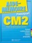 Aide-Mémoire Passeport : CM2 - 10-11 ans