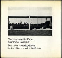 The New Industrial Parks Near Irvine, California/Das Neue Industriegelande in der Nahe von Irvine, Kalifornien (English and German Edition)