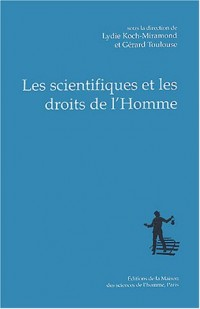 Les scientifiques et les droits de l'Homme