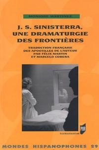 J.S. Sinisterra, une dramaturge des frontières