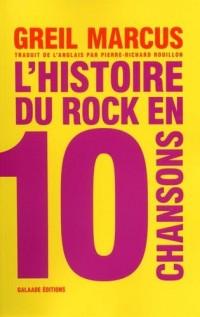 L'histoire du rock en dix chansons
