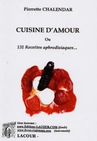 Cuisine d'amour