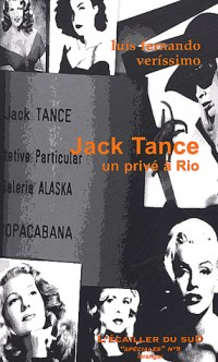 Jack Tance, un privé à Rio