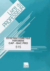 Cap Esthetique Cosmetique Parfumerie - Prof