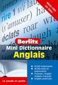 Mini dictionnaire anglais
