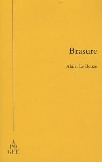 Brasure
