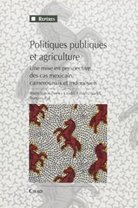 Politiques publiques et agriculture