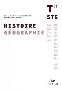 Histoire-Géographie Tle STG : Livre du professeur