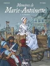 Mémoires de Marie-Antoinette - Tome 02: Révolution