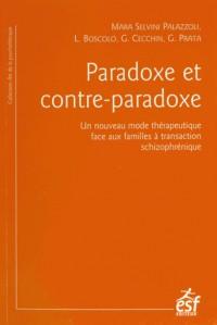 Paradoxe et Contre Paradoxe