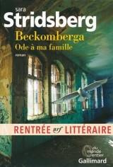Beckomberga: Ode à ma famille