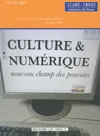 Culture & numérique, nouveau champ des pouvoirs