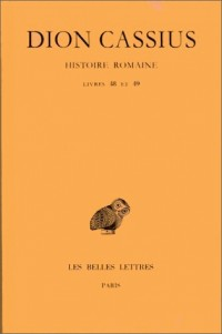 Histoire romaine, livres 48 et 49