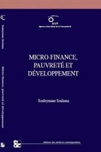 Micro-finance, pauvreté et développement