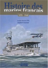 Histoire des marins français de la IIIe République : Septembre 1870-juillet 1940