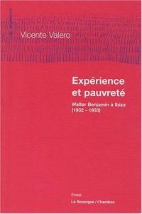 Expérience et pauvreté : Walter Benjamin à Ibiza, 1932-1933