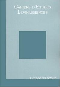 Cahier d'Études lévinassiennes, numéro 3