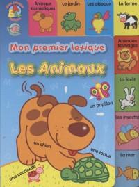 Mon premier lexique : Les animaux
