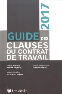 Guide des clauses du contrat de travail