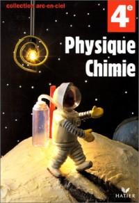 Physique-chimie, 4ème : Livre de l'élève