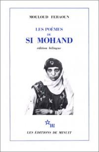 Les Poèmes de Si Mohand - édition bilingue