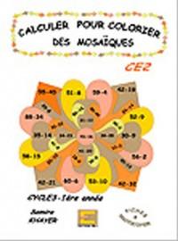 Calculer pour Calculer les Mosaiques CE2