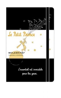 Moleskine Petit Prince Large Ruled Limited Edition Notebook