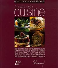 Encyclopédie toute la cuisine