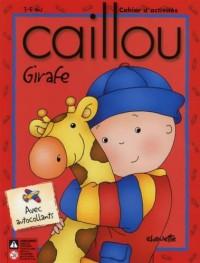 Caillou : Girafe