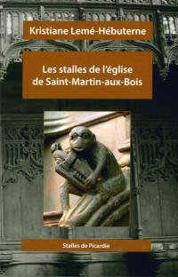 Les stalles de Saint-Martin-aux-bois