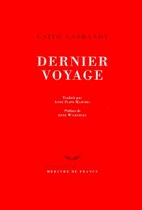 Dernier voyage