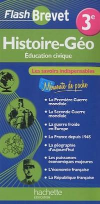 Histoire-Géo Education civique 3e