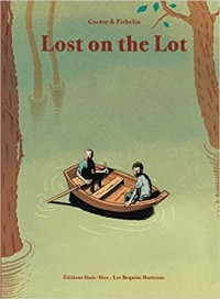 Lost on the Lot (1CD audio)