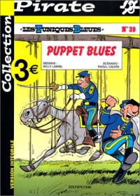 BD Pirate : Les Tuniques bleues, tome 39 : Puppet Blues