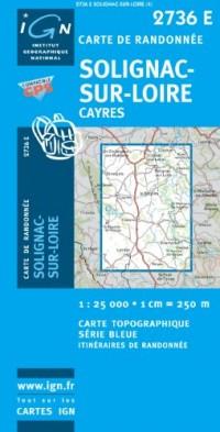 Solignac-sur-Loire/Cayres GPS: IGN2736E