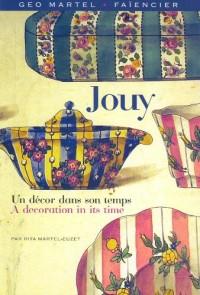 Jouy, un décor dans son temps, Géo Martel faïencier