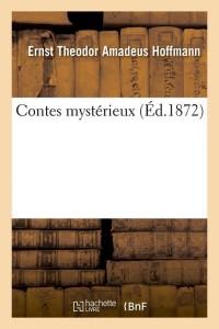 Contes Mystérieux  ed 1872