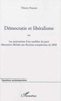Démocratie et libéralisme