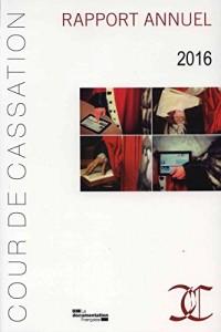 Rapport annuel de la Cour de cassation