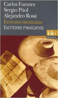 Écrivains mexicains/Escritores mexicanos