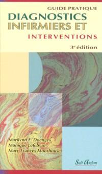 Diagnostics infirmiers et intervention